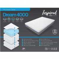 MLily Dream 4000  Mattress